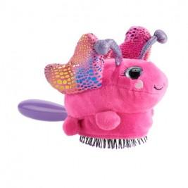 Plaukų šepetys su žaisliuku Drugelis