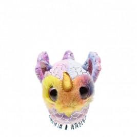 Plaukų šepetys su žaisliuku Pelėda - Vienaragis