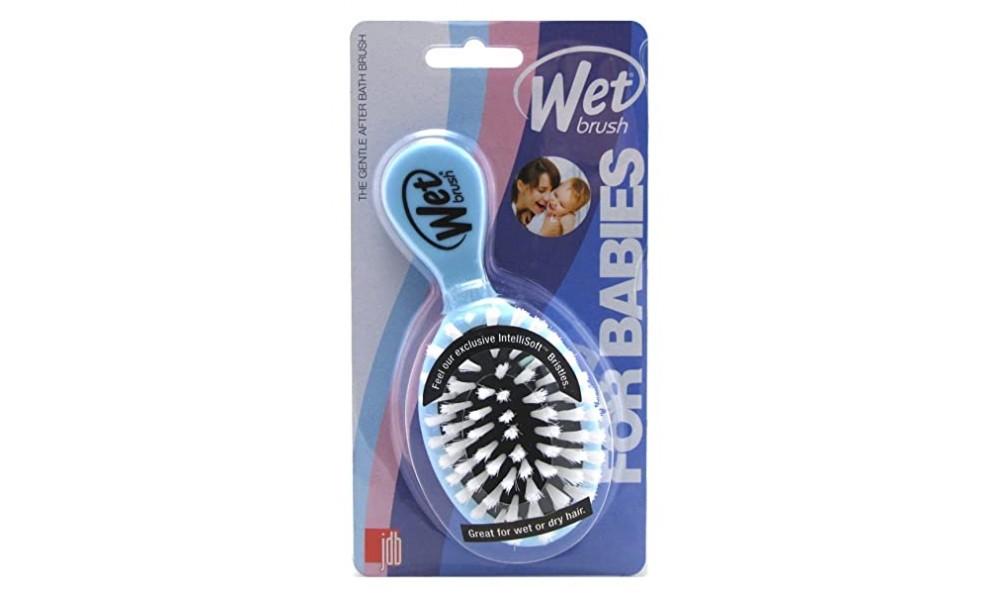 Plaukų šepetys kūdikiams Wet brush