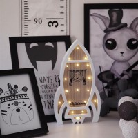 Pellianni night lamp Rocket