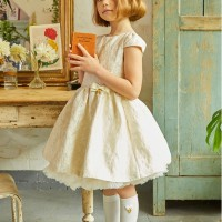 Bridget Dress Snowdrop