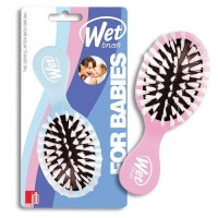 Wet brush for babys