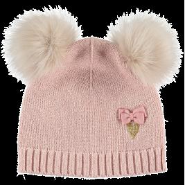Kepurė Miley Hat Blush Pink